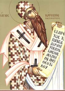 St Cyril
